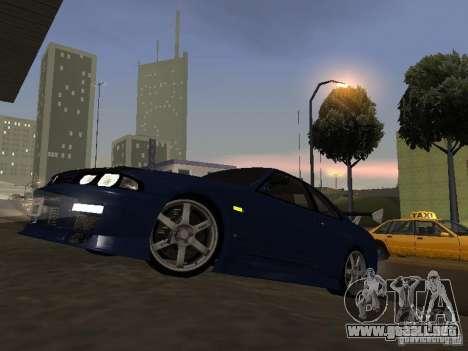 Nissan Skyline R33 SGM para GTA San Andreas left