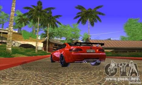 Tropick ENBSeries por Jack_EVO para GTA San Andreas octavo de pantalla