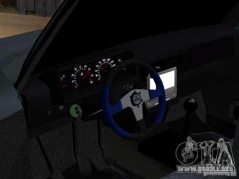 Lada Niva 21214 Tuning para la vista superior GTA San Andreas