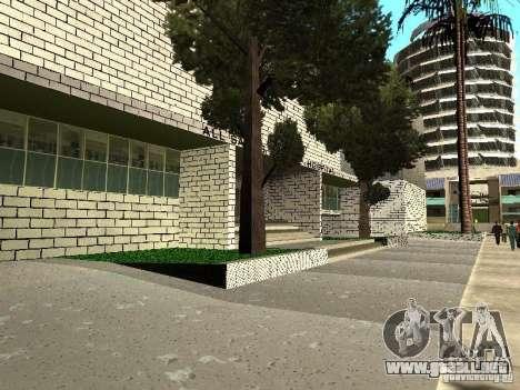 Todos Santos hospital para GTA San Andreas tercera pantalla