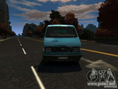 Daewoo Lublin 3 2000 para GTA 4 visión correcta