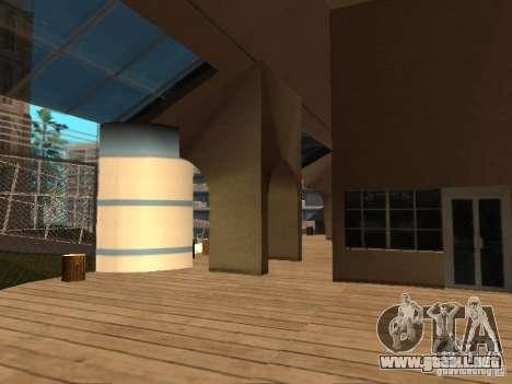 Villa en San Fierro para GTA San Andreas décimo de pantalla