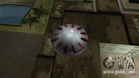 Ultimate Flying Object para GTA Vice City vista posterior