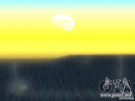 Agua HQ para GTA San Andreas segunda pantalla