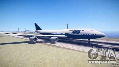 Pan Am Conversion para GTA 4 left