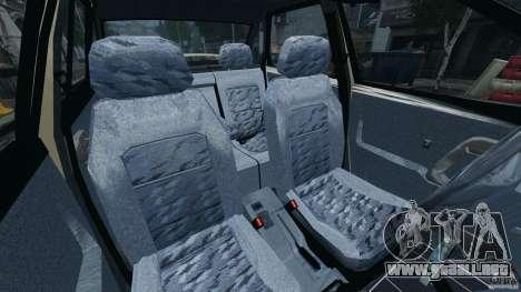 Vaz-21103 v1.0 para GTA 4 vista interior