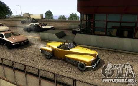 Buick Y-Job 1938 para las ruedas de GTA San Andreas