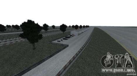 Dakota Track para GTA 4 adelante de pantalla