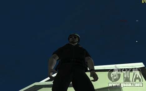 Nuevo DPSnik para GTA San Andreas tercera pantalla