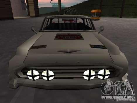 Bloodring Banger (A) de Gta Vice City para la visión correcta GTA San Andreas