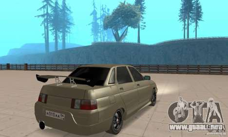 LADA 21103 v.1.1 para GTA San Andreas left