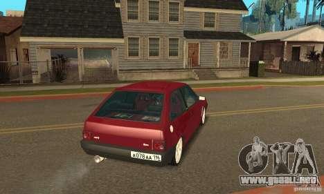 VAZ 2108 Maxi para GTA San Andreas left