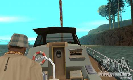 USA Marquis para la visión correcta GTA San Andreas