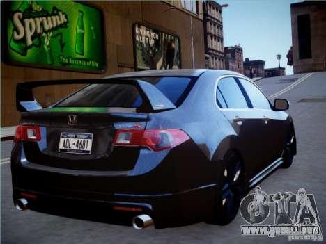 Honda Accord Mugen para GTA 4 left