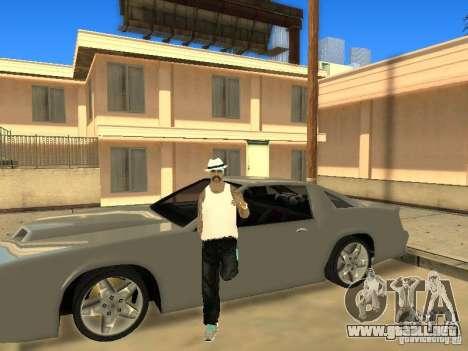 Skinpack Rifa Gang para GTA San Andreas tercera pantalla