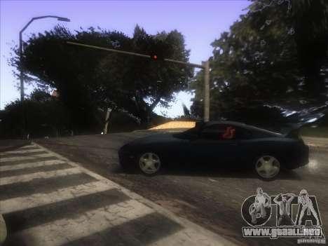 ENB de GTA IV para GTA San Andreas sexta pantalla