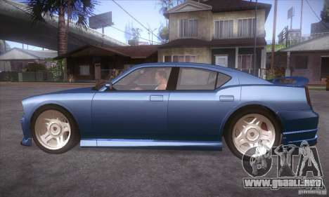 GTA IV Buffalo para GTA San Andreas left