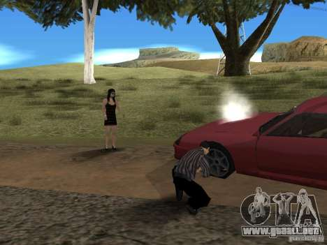 Viaje por carretera para GTA San Andreas tercera pantalla
