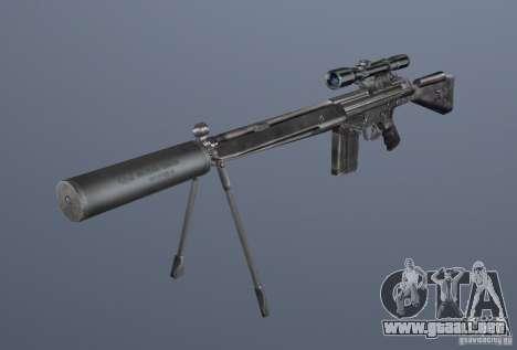 Grims weapon pack2 para GTA San Andreas twelth pantalla