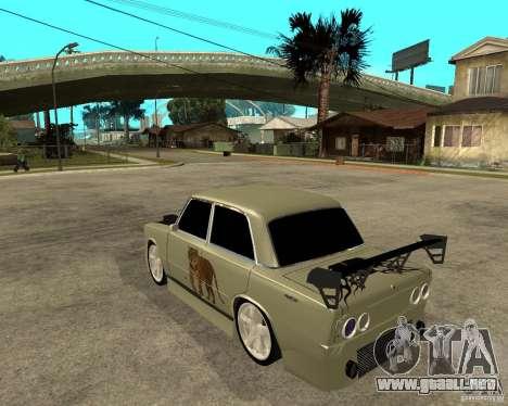 VAZ 2101 D-LUXE para GTA San Andreas left