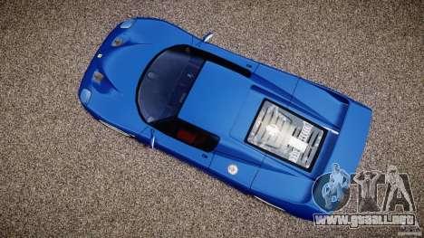 Ferrari F50 Spider v2.0 para GTA 4 visión correcta