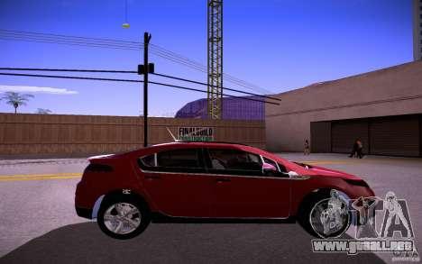 Chevrolet Volt para la visión correcta GTA San Andreas