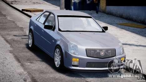Cadillac CTS-V para GTA 4