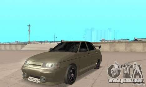 LADA 21103 v.1.1 para GTA San Andreas