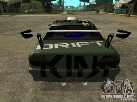 Vinilo en la elegía para GTA San Andreas segunda pantalla