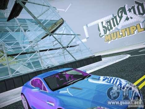 La posibilidad de reemplazar timecyc en SA: MP para GTA San Andreas sexta pantalla