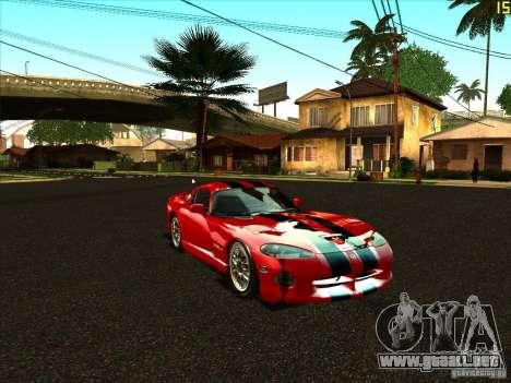 ENBSeries v1.6 para GTA San Andreas tercera pantalla