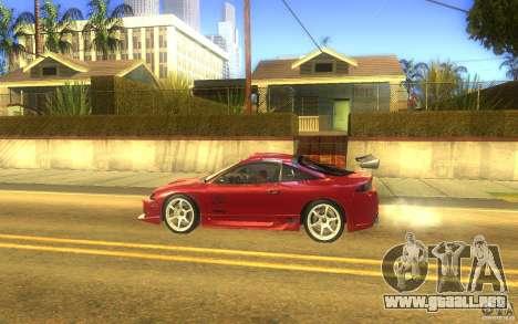 Mitsubishi Eclipse DriftStyle para GTA San Andreas left