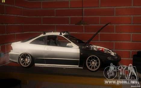 Honda Integra JDM para GTA San Andreas left
