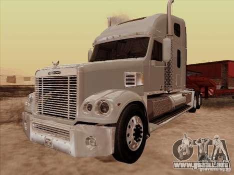 Freightliner Coronado para GTA San Andreas