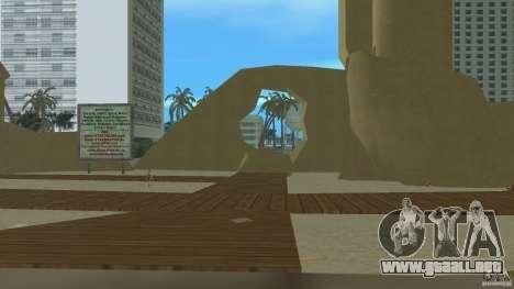 Vice City Beach-Park para GTA Vice City tercera pantalla
