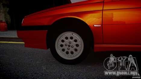 Alfa Romeo 155 Q4 1992 para GTA 4 visión correcta