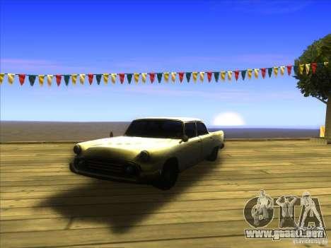 Glendale - Oceanic para visión interna GTA San Andreas