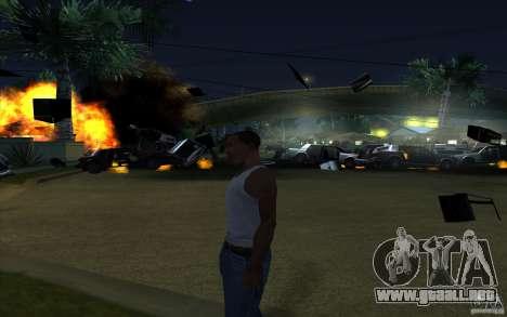 Dibujo para GTA San Andreas segunda pantalla