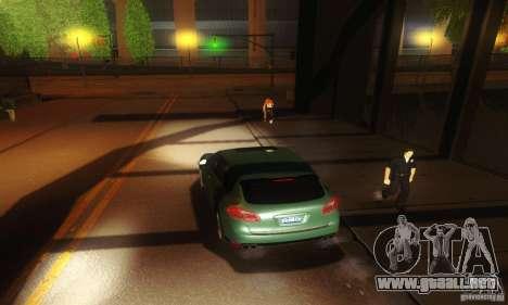 iPrend ENBSeries v1.1 BETA para GTA San Andreas séptima pantalla
