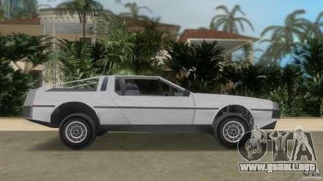 DeLorean para GTA Vice City left