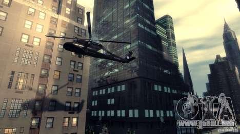 Imágenes de arranque en el estilo del GTA IV para GTA San Andreas segunda pantalla