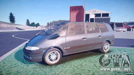 Renault Grand Espace III para GTA motor 4