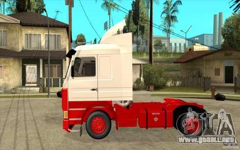 Scania 143M 450 V8 para GTA San Andreas left