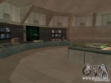 Zona abierta 69 para GTA San Andreas décimo de pantalla