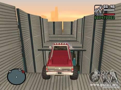 Monster tracks v1.0 para GTA San Andreas séptima pantalla