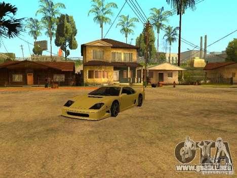 Desovar coches para GTA San Andreas tercera pantalla