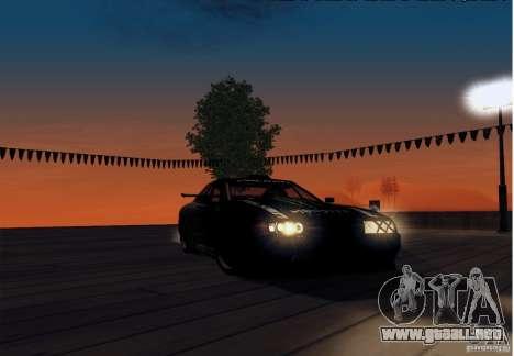 ENBSeries FS by FLaGeR v 1.0 para GTA San Andreas sexta pantalla