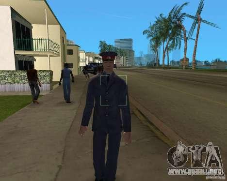 POLICÍA rusa para GTA Vice City tercera pantalla