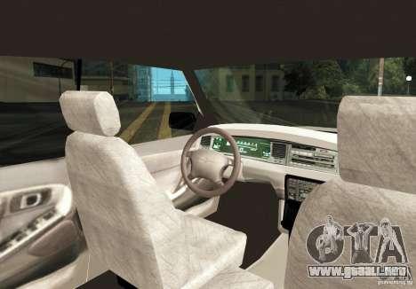 Toyota Crown S130 para la visión correcta GTA San Andreas