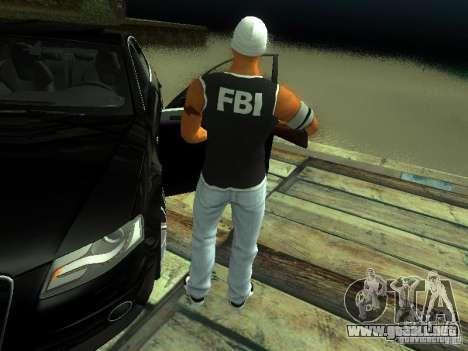 Chico en FBI 2 para GTA San Andreas